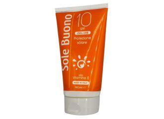 SOLE BUONO PROTEZIONE SOLARE SPF10+ 150 ML