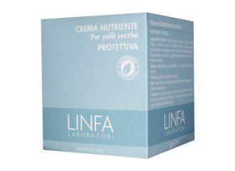 LINFA CREMA NUTRIENTE PER PELLI SECCHE PROTETTIVA 50 ML