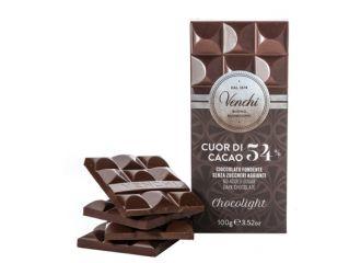 TAVOLETTA CHOCOLIGHT FONDENTE 54% 100 G