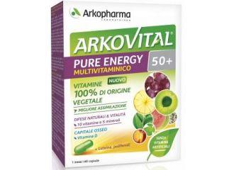 ARKOVITAL PURE ENERGY 50+
