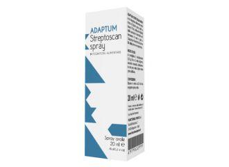ADAPTUM STREPTOSCAN SPRAY 20 ML