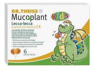 DR THEISS MUCOPLANT LECCA LECCA GOLA 6 PEZZI