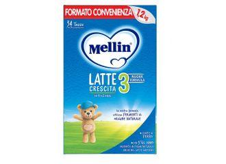 MELLIN LATTE CRESCITA 3 1,2 KG