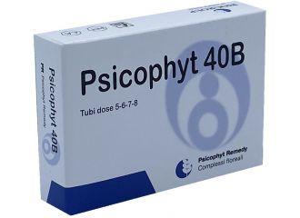 PSICOPHYT REMEDY 40B 4 TUBI 1,2G