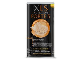 XLS NUTRITION FORTE 5 SHAKE BRUCIAGRASSI 400 G