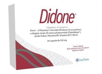 DIDONE 24 CAPSULE