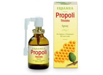 PROPOLI TITOLATA SPRAY 30 ML