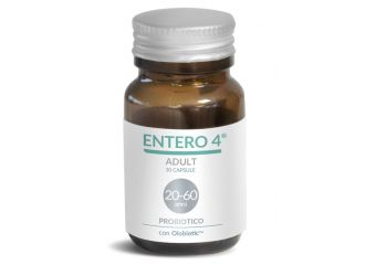 ENTERO 4 ADULT 30 CAPSULE