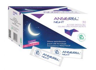 ANSIEREL NIGHT 30 BUSTINE