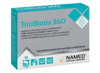 TRIOBIOTIX360 10 BUSTINE DA 4 G