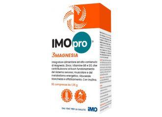 IMOPRO 3 MAGNESIA 90 COMPRESSE