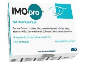 IMOPRO NATURPHRASIA 10 MONODOSE DA 0,5 ML