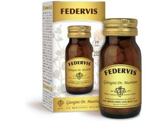 FEDERVIS 100 PASTIGLIE