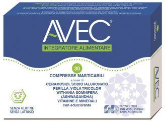 AVEC 30 COMPRESSE