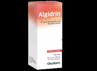 ALGIDRIN 20 MG/ML SOSPENSIONE ORALE, BAMBINI